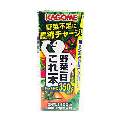 【ドラッグストア限定】カゴメ 野菜一日これ一本(各種)