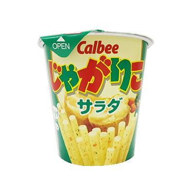 【コンビニ限定】カルビー じゃがりこ(各種)