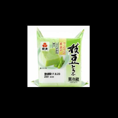 【スーパー限定】紀文 粒つぶ枝豆とうふ