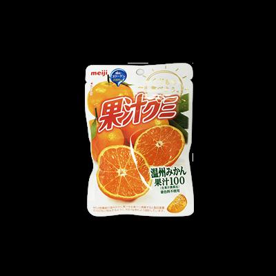 【ローソン限定】明治 果汁グミ