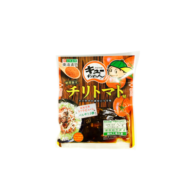 【スーパー限定】東海漬物 キューちゃん チリトマト味