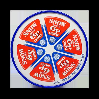 雪印メグミルク 6Pチーズ
